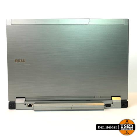 Dell Latitude E6510 Windows 10 Laptop i5 4GB 320GB - In Prima Staat