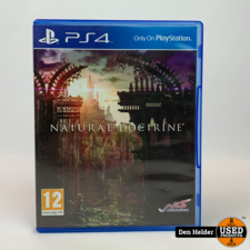 Natural Doctrine PS4 Game - In Nette Staat