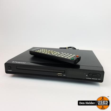 Polaroid DV1735PR001 DVD Speler - In Nette Staat