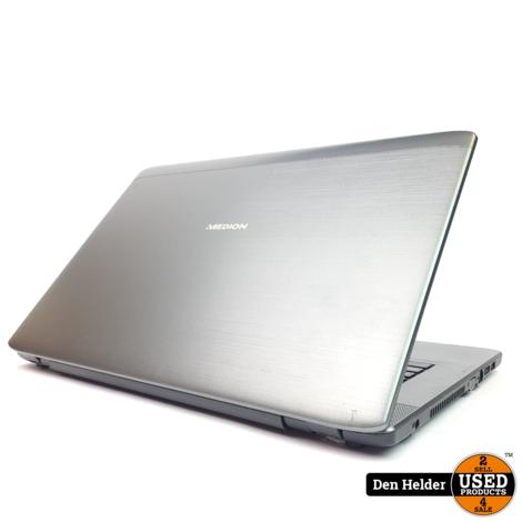 Medion Akoya p7645 Gaming Laptop I5 8 GB RAM 256 SSD - Zo Goed Als Nieuw