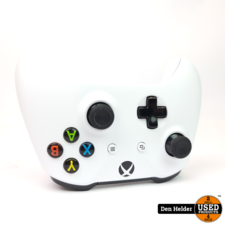 Microsoft Xbox One Wireless Controller Wit - In Nette Staat