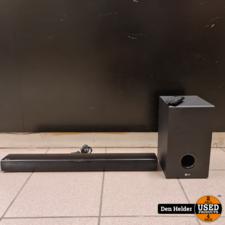 LG LG SJ2 Bluetooth Soundbar - In Prima Staat