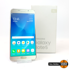 Samsung Samsung Galaxy Note 5 32GB Gold - In Nette Staat