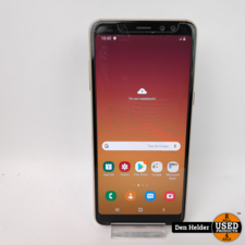 Samsung Samsung Galaxy A8 2018 32GB Goud - In Nette Staat