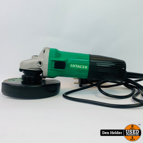 Hitachi G13STA Slijpmachine- In Prima Staat