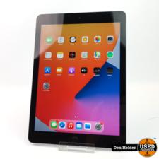 Apple Apple iPad 6e Generatie 32GB Space Gray WIFI 9.7 Inch - In Nette Staat