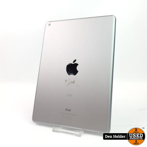 Apple iPad 6e Generatie 32GB Space Gray WIFI 9.7 Inch - In Nette Staat