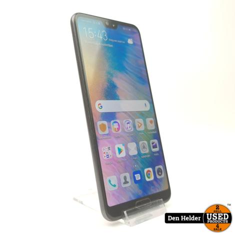 Huawei P20 Pro 128GB Zwart - In Prima Staat
