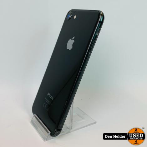Apple iPhone 8 64GB Accu 87 Zwart - Gebruikt
