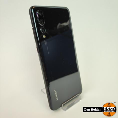 Huawei P20 Pro 128GB Black Duos - In Prima Staat