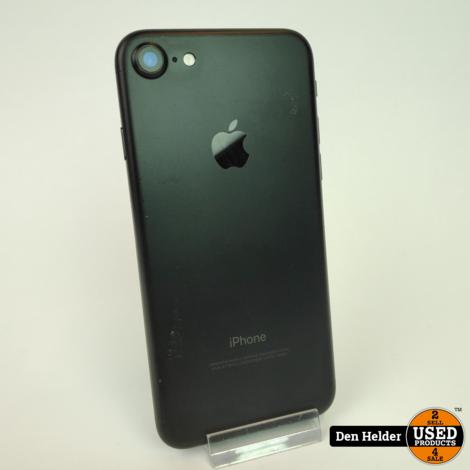 iPhone 7 128GB Black- In Prima Staat
