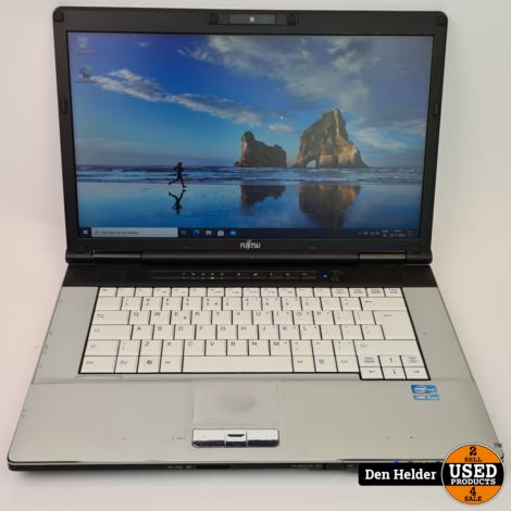 Fujitsu Lifebook E Series i5 WIN10 4GB 320G HDD - IN Goede Staat