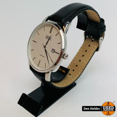 Siebel Horloge Unisex Horloge - In Prima Staat