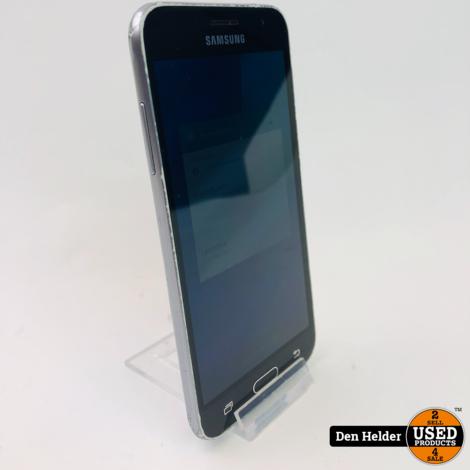 Samsung Galaxy J3 2016 8GB Black - In Gebruikte Staat