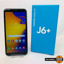 Samsung Samsung Galaxy J6 Plus 32GB Black - In Nette Staat