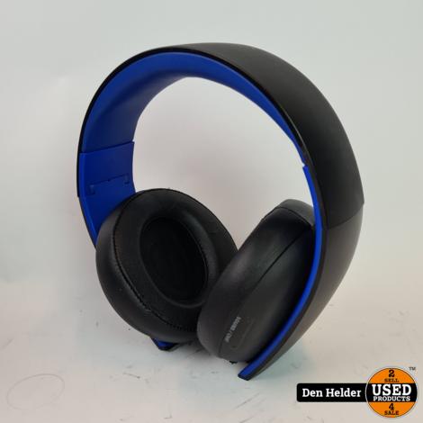 Playstation 4 Wireless Headset 2.0 - Zo Goed Als Nieuw