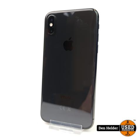 Apple iPhone XS 256GB Zwart Face ID Defect - In Nette Staat