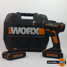 Worx WX166.3 - In Nette Staat