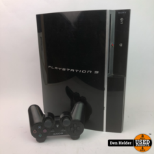 Sony Sony Playstation 3 Phat 80 GB Zwart - In Prima Staat