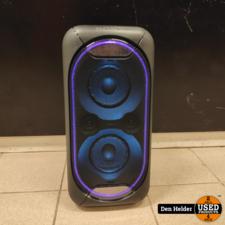 Sony Sony GTK-XB60 Bluetooth Speaker Op Accu - In Goede Staat