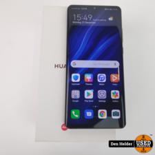 Huawei Huawei P30 Pro 128GB Zwart Garantie 3 Maanden - In Prima Staat
