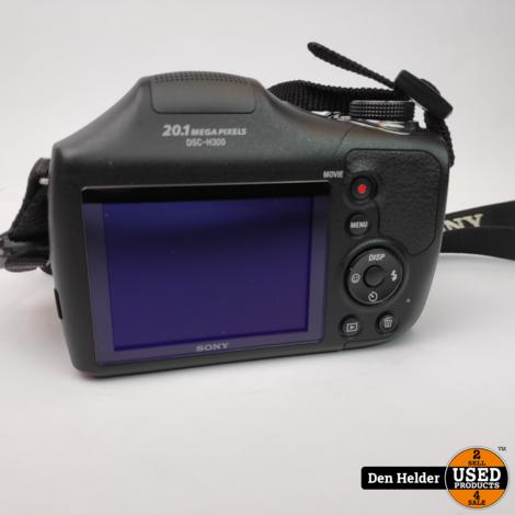Sony DSC-H300 20 Megapixel Compact Camera - In Nette Staat