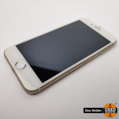 LAATSTE KANS WEG=WEG Apple iPhone 7 32GB Goud Accu 76% - In Goede Staat