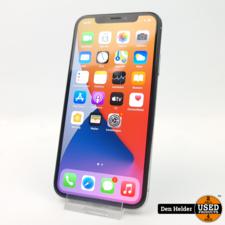 Apple Weg = Weg Deal! Apple iphone X 64GB Silver 92 Accu Conditie - In Nette Staat
