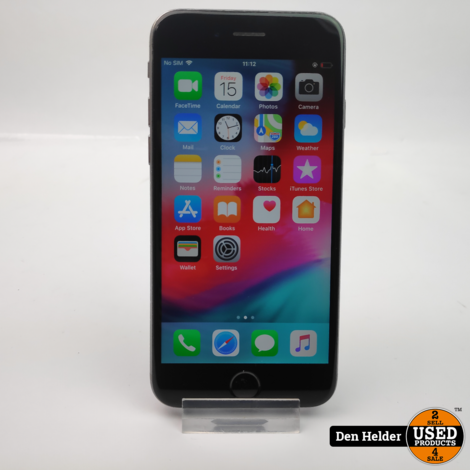 Apple iPhone 6 32GB Space Gray - In Goede Staat