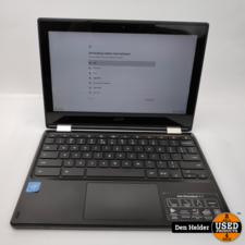 Acer Acer Chromebook R11 32GB Touchscreen Kantelbaar Scherm - In Prima Staat