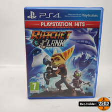 Ratchet & Clank PlayStation Hits PS4 Game - In Prima Staat