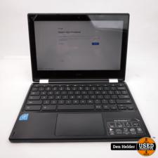 Acer Acer Chromebrook R11 32GB Kantelbaar Touchscreen - In Prima Staat