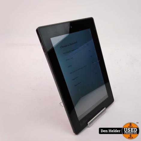 Kobo Arc 7 HD 16GB Zwart Tablet - In Prima Staat