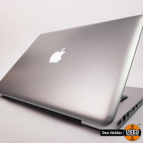 Apple Macbook Air Early 2014 i5 4GB 128GB - In Nette Staat