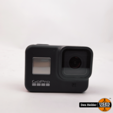 GoPro Hero 8 Action Camera - In Prima Staat