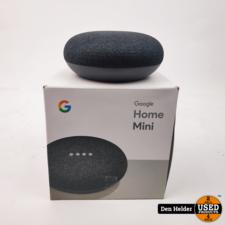 Google Google Home Mini Home Speaker - In Prima Staat