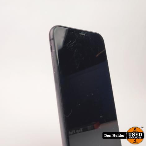Apple iPhone 11 64GB Accu 94% Zwart - In Prima Staat
