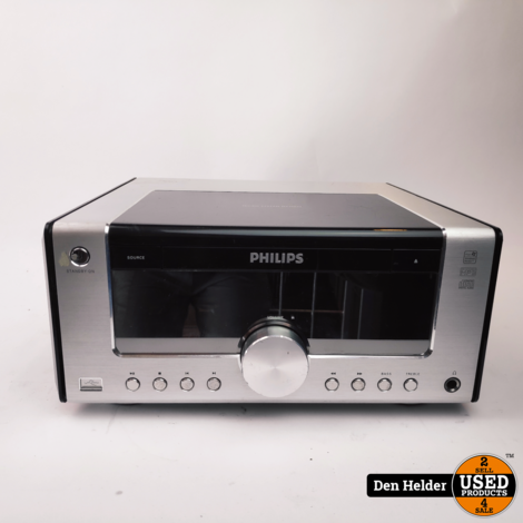 Philips MCM906 Audio Systeem - In Prima Staat