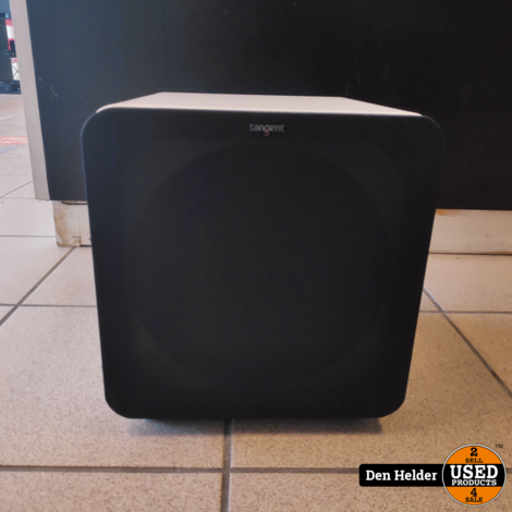 Tangent EVO E8 Subwoofer - In Prima Staat