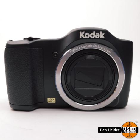 Kodak PixPro FZ152 Compact Camera 16 Megapixel - In Prima Staat