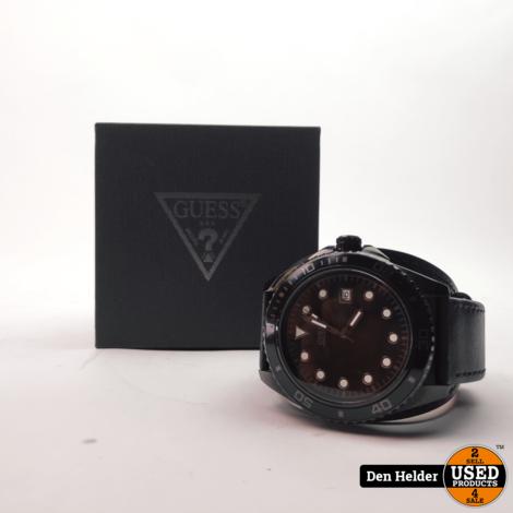 Guess W1051G4 Heren Horloge - In Prima Staat