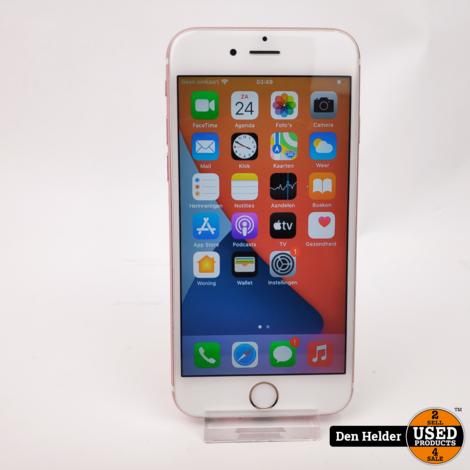 Apple iPhone 6s 16GB Rose Gold Accu 100