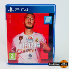 Fifa 20 PS4 Game - In Prima Staat