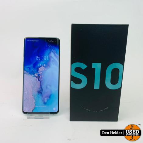 Samsung Galaxy S10 128GB Groen - In Prima Staat