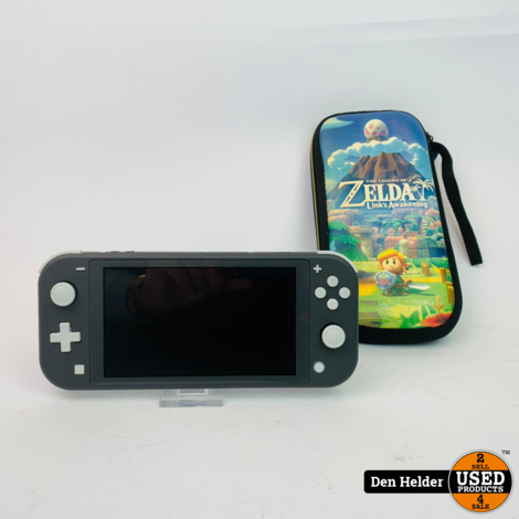 Nintendo Switch Lite Spelcomputer - In Prima Staat