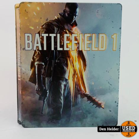 Battlefield 1 Steelbook - In Prima Staat