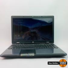 MSI MSI MS-1684 Windows 10 Laptop Dual Core 3GB 300GB - In Prima Staat
