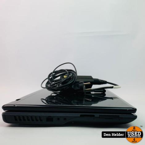 MSI MS-1684 Windows 10 Laptop Dual Core 3GB 300GB - In Prima Staat