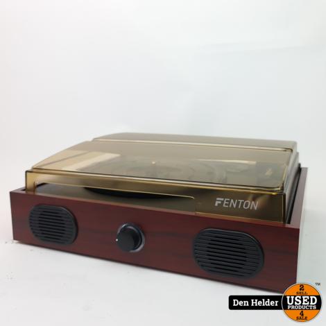 Fenton RP105 USB Platen Speler - Zo Goed Als Nieuw