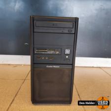 PC Desktop Intel Pentium 4GB 250GB HDD - In Prima Staat